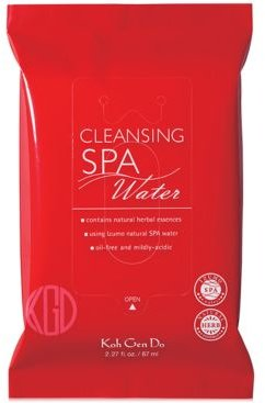 Cleansing Water Cloths, 1-Pk. (10 Cloths)