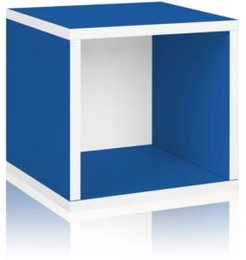 Eco Stackable Storage Cube and Cubby Organizer