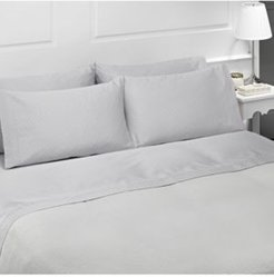 Diamond Sheet Set, King Bedding