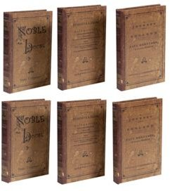 Book Boxes, Set of 3