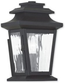Closeout! Livex Hathaway 1-Light Outdoor Wall Lantern