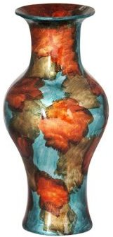 """Kate Collection 18"""" Floor Vase"""