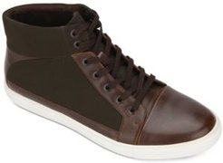 Kenneth Cole Unlisted Men's Stand High-Top Fashion Sneakers Men's Shoes
