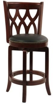 """Cathedral Collection 24"""" Swivel Barstool"""