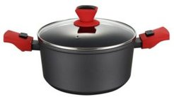 """Round 3 Litre Casserole Pan and Glass Lid with Detachable Handle 8.7"""""""