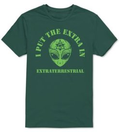 Extraterrestrial Men's Graphic T-Shirt