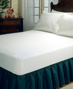 Fitted Vinyl Mattress Protector, King