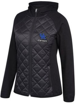 Kentucky Wildcats Quilted Jacket