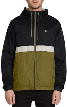 Ermont Colorblocked Windbreaker