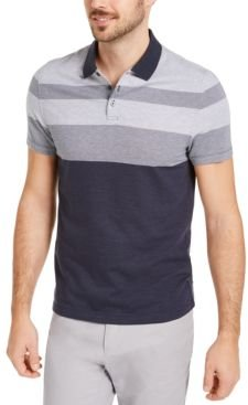 Twill Striped Polo Shirt, Created for Macy's