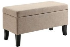 Designs4Comfort Winslow Storage Ottoman