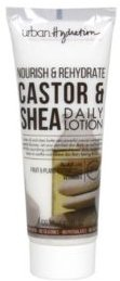 Castor And Shea Daily Face Lotion, 4 oz