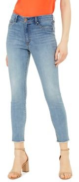 Hi Rise Kiss Me Ankle Skinny Jeans, Created for Macy's
