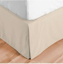 Double Brushed Bed Skirt, Queen Bedding