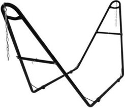 Universal Multi-Use Heavy-Duty Steel Hammock Stand 2 Person Fits