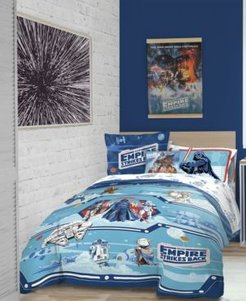 'Empire 40th Anniversary' 6pc Twin bed in a bag Bedding