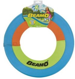 """Get Outside Go Mini Beamo Flying Hoop 16"""" , Colors May Vary"""