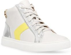 Alvira Lace-Up High-Top Sneakers Women's Shoes