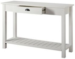 """48"""" Country Style Entry Table"""