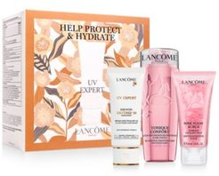 3-Pc. Uv Expert Help Protect & Hydrate Set