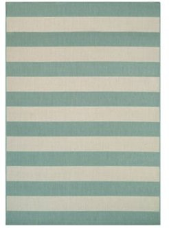 "Afuera Yacht Club 2' x 3'7"" Indoor/Outdoor Area Rug"