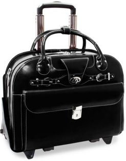 Roseville Detachable Wheeled Briefcase