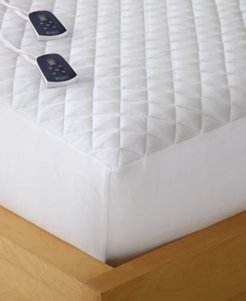 Micro Flannel Full Electric Mattress Pad