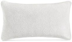 """Closeout! Hotel Collection Trousseau 14"""" x 26"""" Decorative Pillow, Created for Macy's Bedding"""