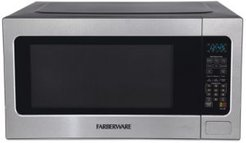 Professional FMO22ABTBKA 2.2 Cu. Ft. 1200-Watt Microwave Oven with Smart Sensor Cooking, Stainless Steel