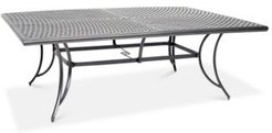 """Vintage Ii 84"""" x 60"""" Outdoor Dining Table, Created for Macy's"""