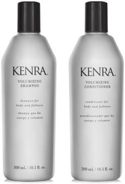 Volumizing Shampoo & Conditioner (Two Items), 10.1-oz, from Purebeauty Salon & Spa