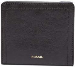 Logan Small Leather Bifold Rfid Wallet