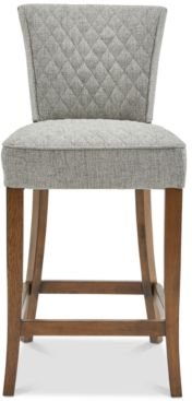 Fletcher Quilted Counter Stool