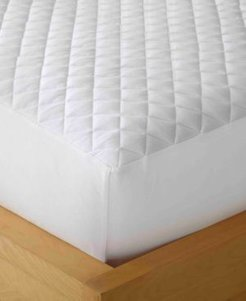 Micro Flannel Twin Heat Reflecting Mattress Pad