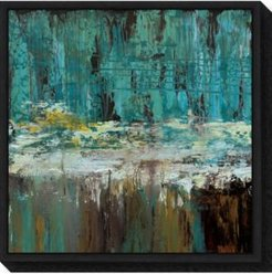 Deep Waters I by Jack Roth Canvas Framed Art