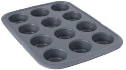 Gem Collection Nonstick 12 Cup Muffin Pan