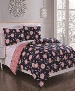 Britt 7-Pc King Bed in a Bag Bedding