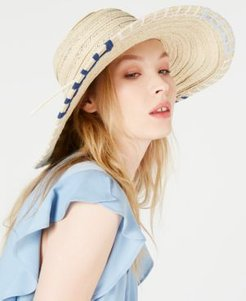 Inc Whipstitch Edge Floppy Hat, Created for Macy's