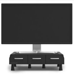Pc, Laptop, Imac Monitor Stand and Desk Organizer