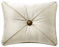 """Anora Brass 16"""" X 20"""" Collection Decorative Pillow Bedding"""
