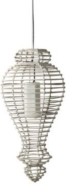 East At Main's Danae Rattan Pendant Light
