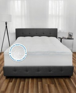 Cool Fusion California King Fiberbed with Cooling Gel Beads