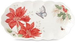 Butterfly Meadow Holiday Hors Doeuvres Tray, Created for Macys