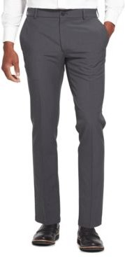 Flex 3 Slim-Fit 4-Way Performance Stretch Non-Iron Flat-Front Dress Pants