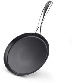 Nonstick Hard Anodized Crepe Griddle Pan, Model 02637