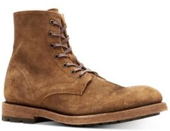 Bowery Lace-Up Boots Men's Shoes