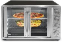 Double Door Oven with Rotisserie and Convection
