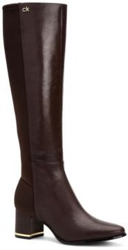 Freeda Tall Leather Boots Women's Shoes