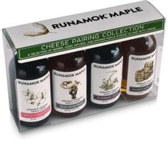 Cheese Pairing Collection 4-Piece Maple Syrup