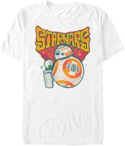 Rise of Skywalker Psychedelic Bb-8 T-shirt